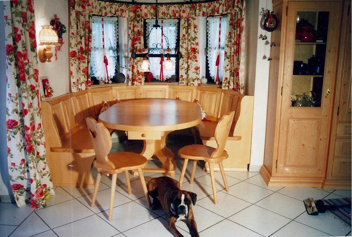 eckbank schreinerei johann fischer. Black Bedroom Furniture Sets. Home Design Ideas